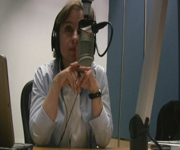 Carmen Aristegui talks about the reality for journalists in Mexico