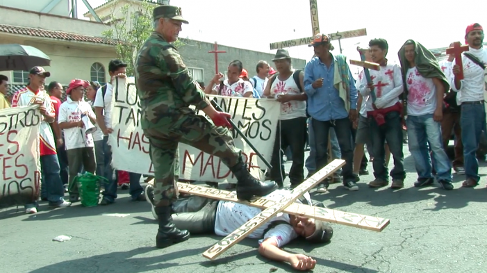 AFP: Mexico a perilous land for migrants heading north