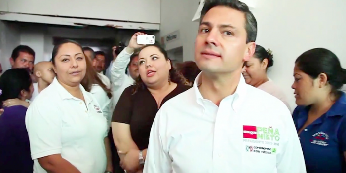 The Economist: Mexico's election – Fresh face, same old party