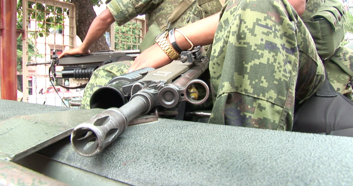 InSight Crime: Mexico's Public Security Lost 13,000 Weapons in 10 Years