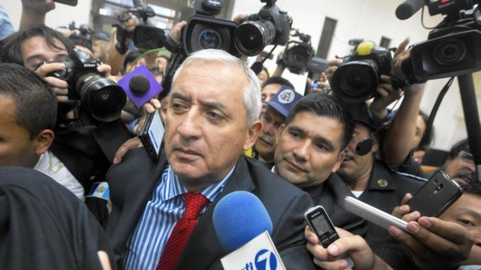 LATimes: Guatemala's ex-president tells court he's 'an honest person'