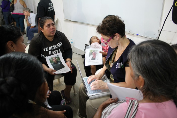 LATimes: The families of Mexico's 'disappeared' people keep searching