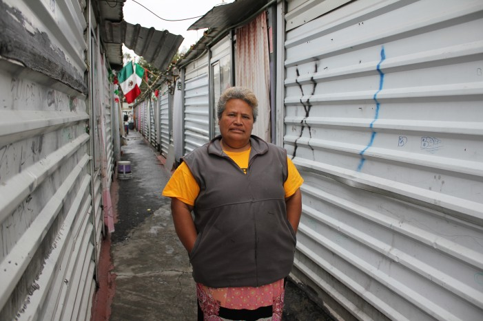LATimes: 30 years after Mexico City quake, hundreds still live in temporary camps