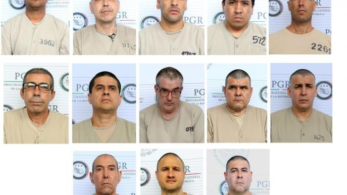 LATimes: Two of Mexico's most notorious criminals are in custody in the United States